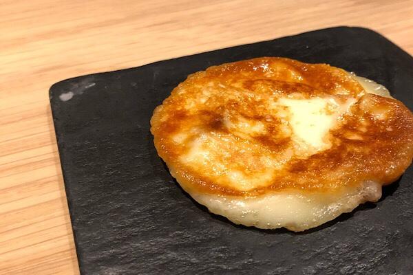 カチョカバロチーズ焼き