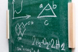 物理化学黒板