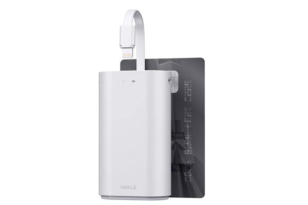 iWALK 超小型 モバイルバッテリー