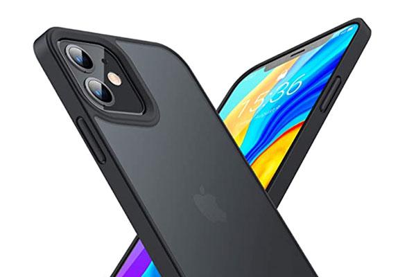 TORRAS 半透明 iPhoneケース